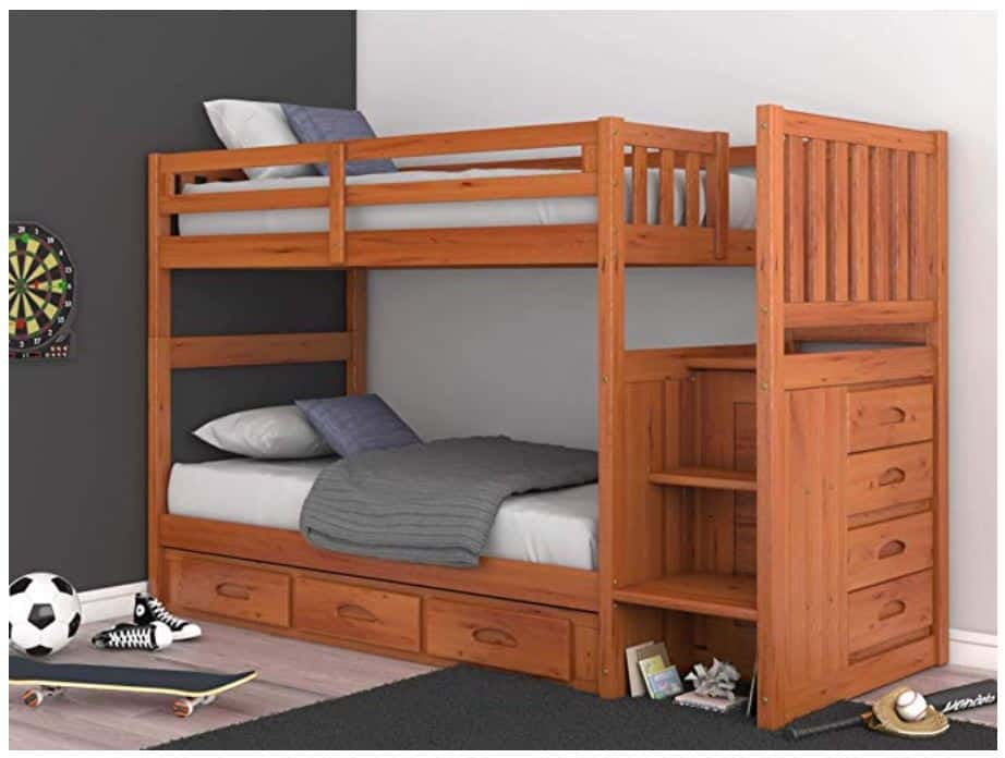 Bunk beds dont need bunkie boards