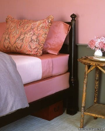 Platform beds dont need bed skirts