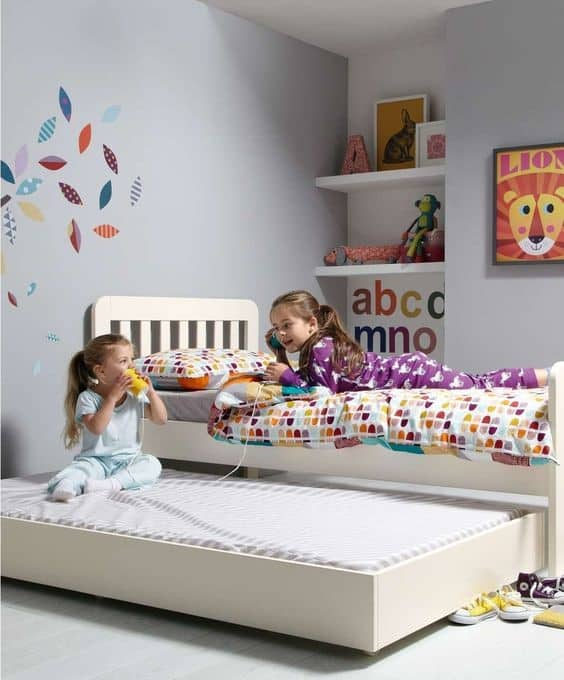 Converting a kids room to a guest room