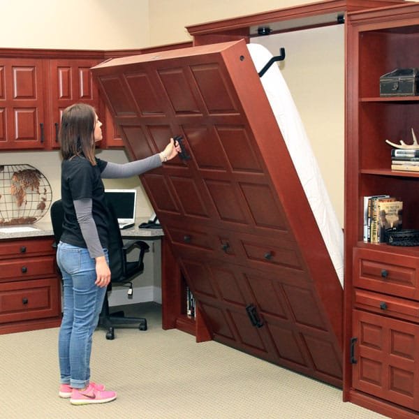 Murphy Bed Operation 1