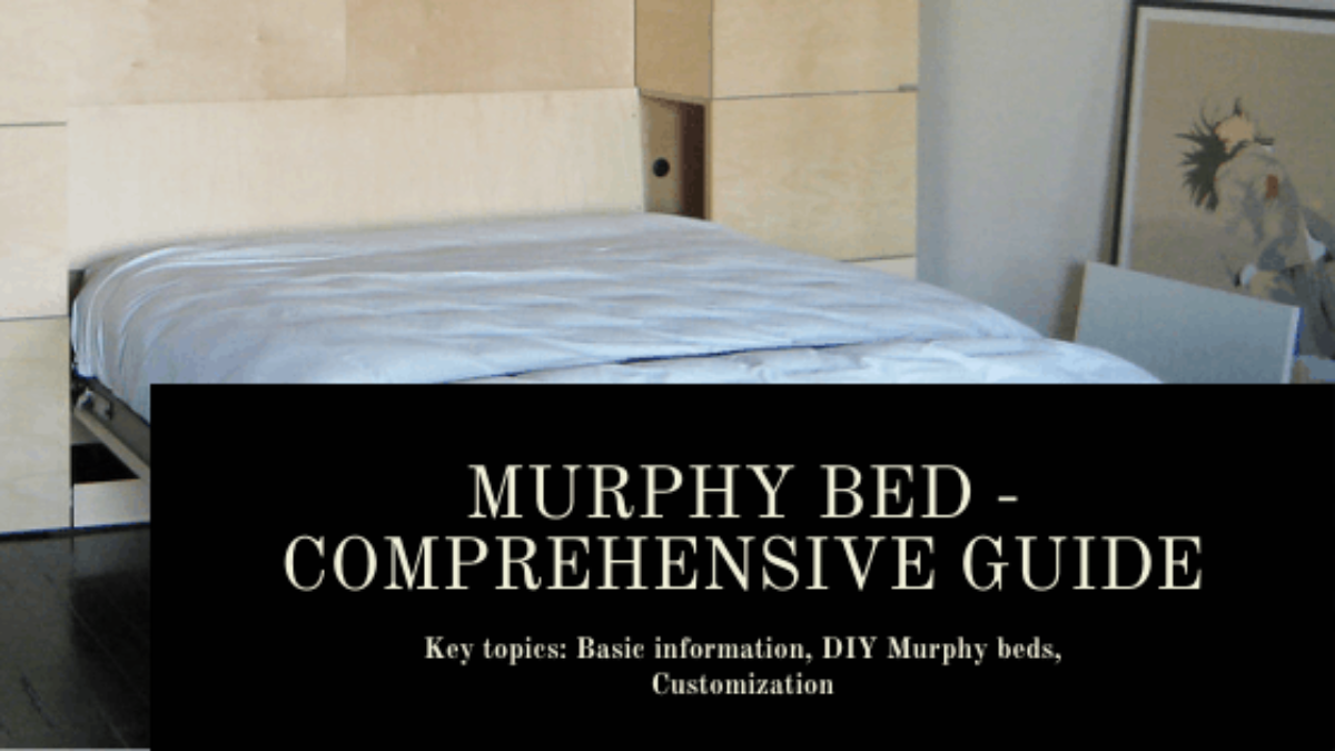 Picture of: What Is A Murphy Bed Mattress Thickness 20 Pgs Q A And Tips