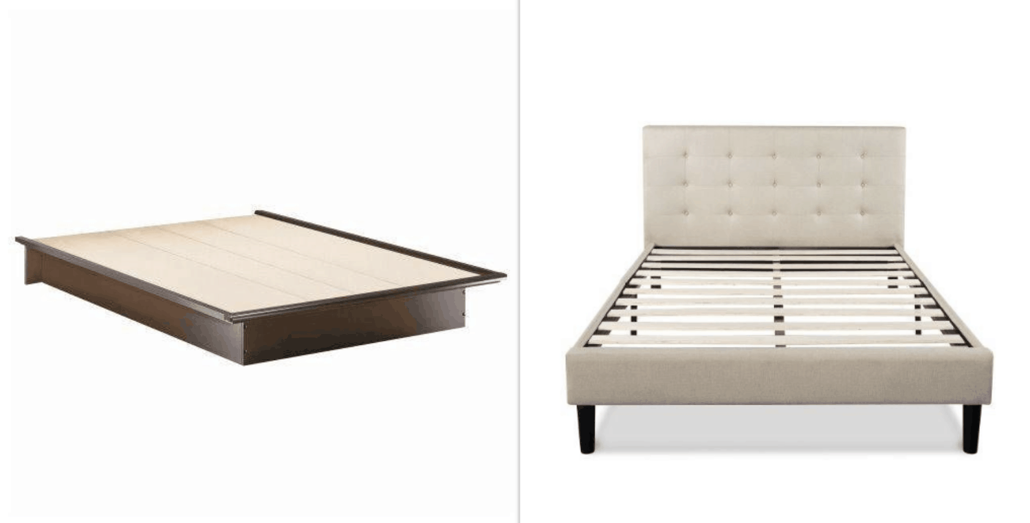 Platform Bed Pros And Cons Guide Comparison Vs Box Springs More