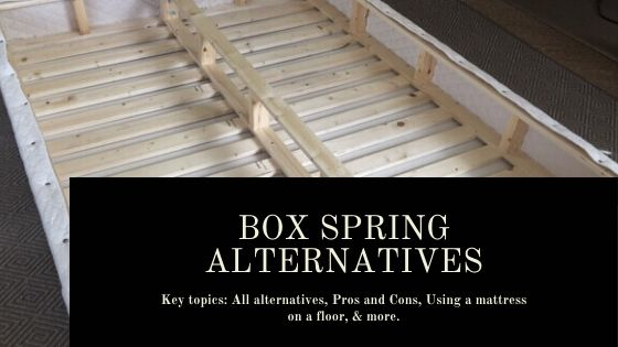Blog about Box Spring Alternatives