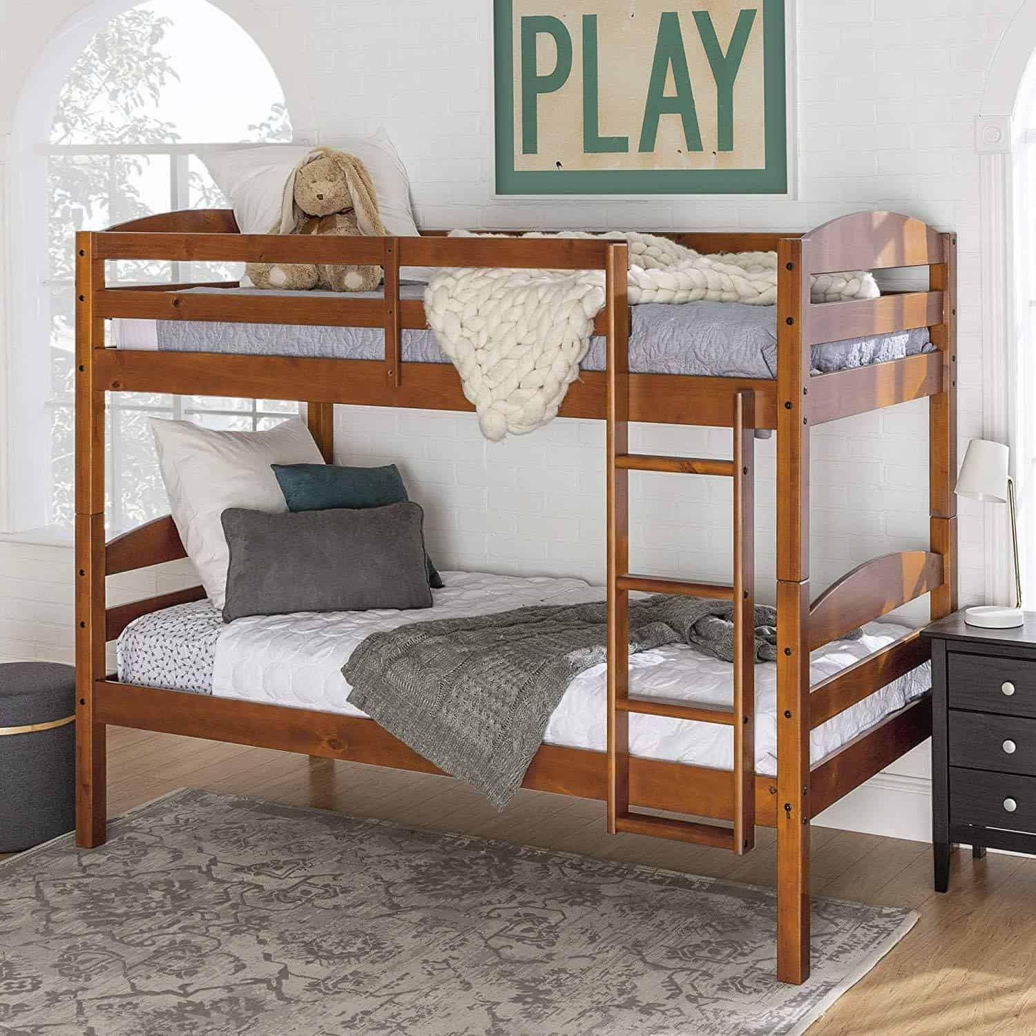 Picture of: 8 Tips To Make Loft Beds And Bunk Beds More Sturdy With Pictures