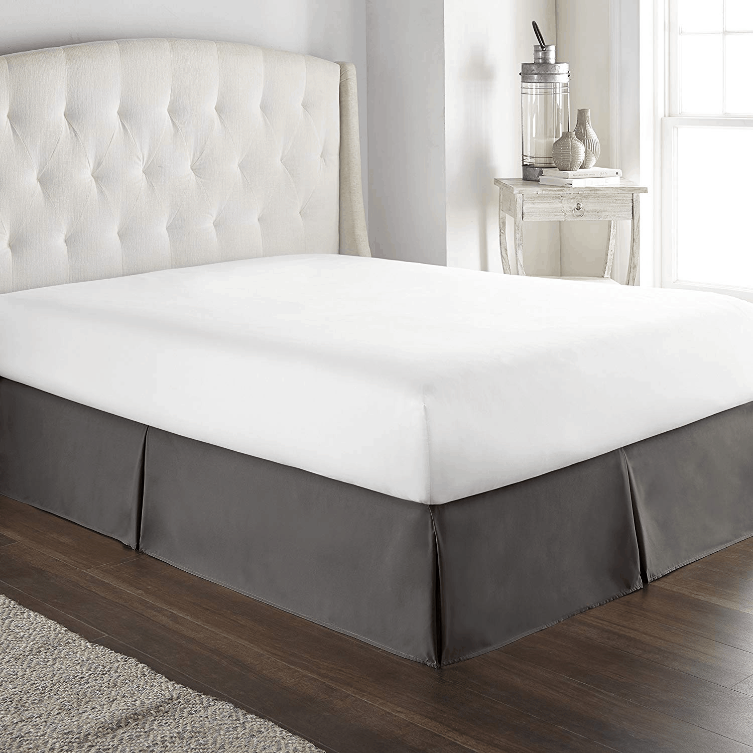 What Is A Platform Bed Skirt How To Put On A Bed Skirt 5 Pgs Q A