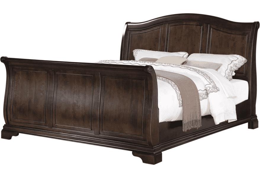 Sleigh Bed Mattress Height, Sleigh Bed Queen Size Mattress